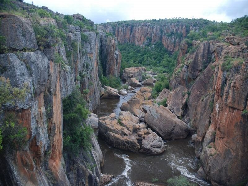 JAR - Blyde River Canyon